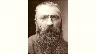 Auguste Rodin Age and Birthday