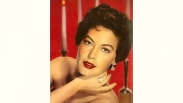 Ava Gardner Age and Birthday