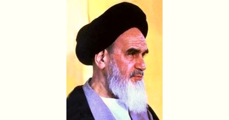 Ayatollah Khomeini Age and Birthday