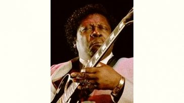 B.B. King Age and Birthday