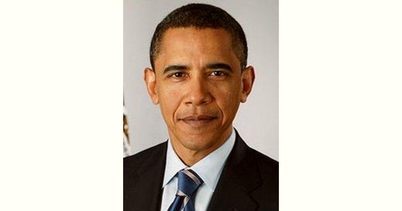 Barack Obama Age & Birthday