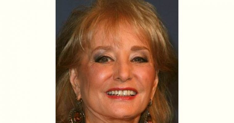Barbara Walters Age and Birthday