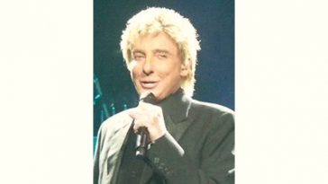 Barry Manilow Age and Birthday