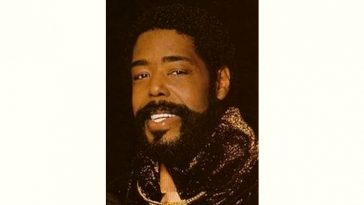 Barry White Age and Birthday