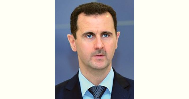 Bashar al-Assad Age and Birthday