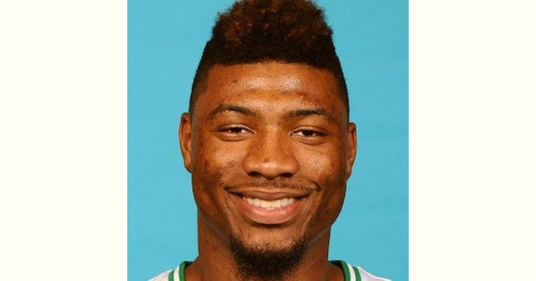 Basketballplayer Marcus Smart Age and Birthday
