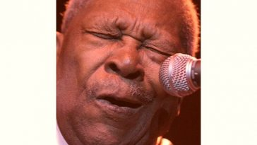 Bb King Age and Birthday