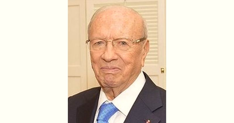 Beji Caid Essebsi Age and Birthday