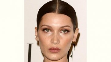 Bella Hadid Age and Birthday