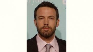 Ben Affleck Age and Birthday
