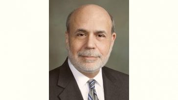 Ben Bernanke Age and Birthday