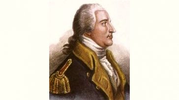 Benedict Arnold Age and Birthday