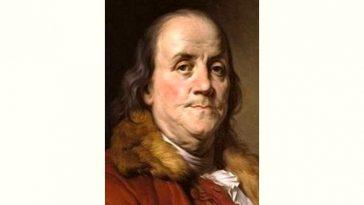 Benjamin Franklin Age and Birthday