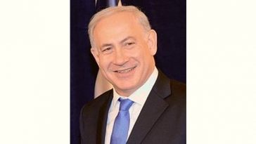 Benjamin Netanyahu Age and Birthday