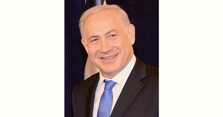 Benjamin Netanyahu Age and Birthday