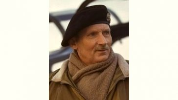 Bernard Montgomery Age and Birthday