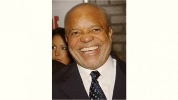 Berry Gordy Age and Birthday