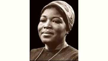 Betty Shabazz Age and Birthday