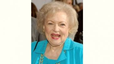 Betty White Age and Birthday