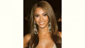 Beyonce Knowles Age and Birthday