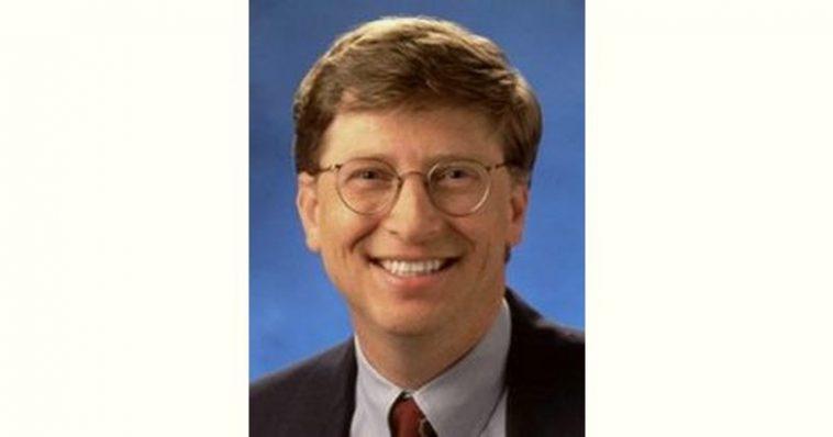 Bill Gates Age and Birthday