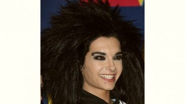 Bill Kaulitz Age and Birthday