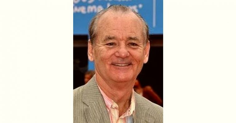 Bill Murray Age and Birthday