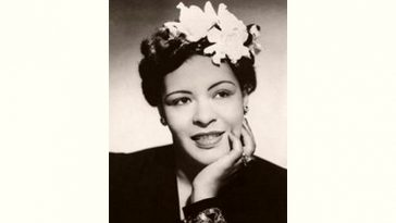 Billie Holiday Age and Birthday
