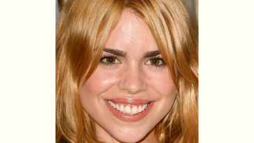 Billie Piper Age and Birthday