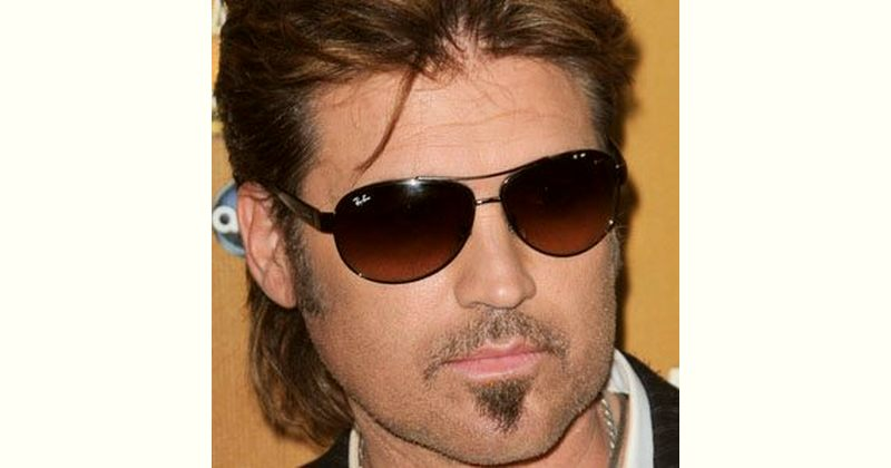 Billy Cyrus Age and Birthday
