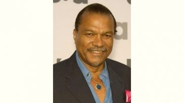 Billy Dee Williams Age and Birthday