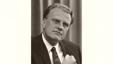 Billy Graham Age and Birthday