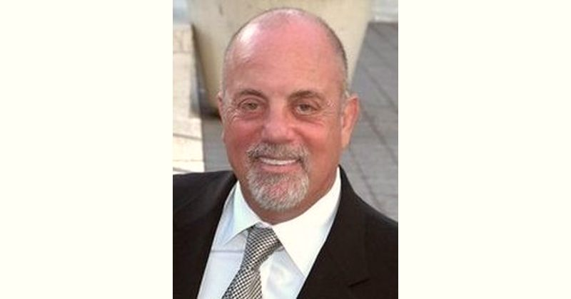 Billy Joel Age and Birthday