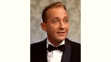 Bing Crosby Age and Birthday