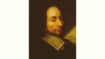 Blaise Pascal Age and Birthday