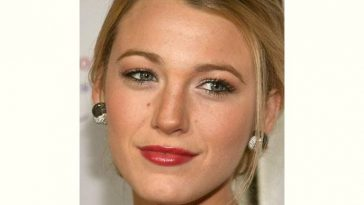 Blake Lively Age and Birthday