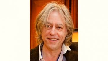 Bob Geldof Age and Birthday