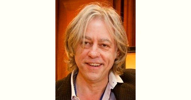 Bob Geldof Age and Birthday