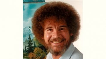 Bob Ross Age and Birthday