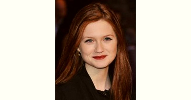 Bonnie Wright Age and Birthday