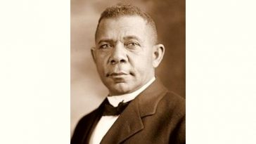 Booker T. Washington Age and Birthday