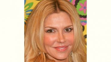 Brandi Glanville Age and Birthday