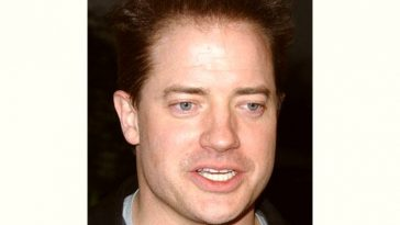 Brendan Fraser Age and Birthday