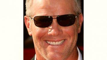 Brett Favre Age and Birthday