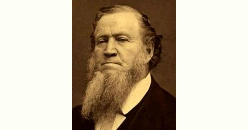 Brigham Young Age and Birthday