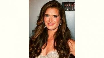 Brooke Shields Age and Birthday