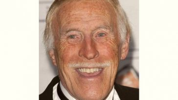Bruce Forsyth Age and Birthday