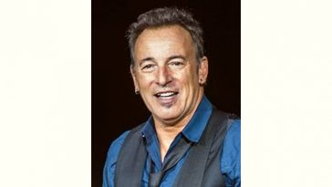 Bruce Springsteen Age and Birthday