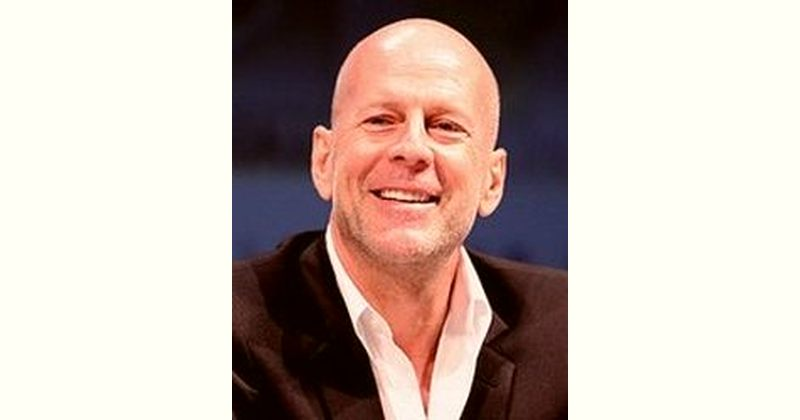 Bruce Willis Age and Birthday