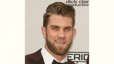 Bryce Harper Age and Birthday